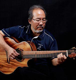 Jeffrey Yong Malaysian Luthier (born 1958)