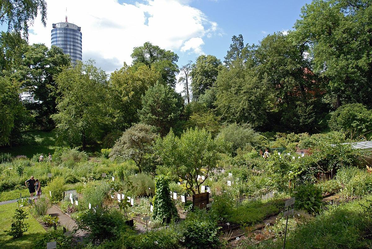 Jardin botanique d'Iéna — Wikipédia