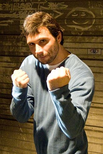 Jeremy Sisto - Sisto on the set of Into Temptation in 2009