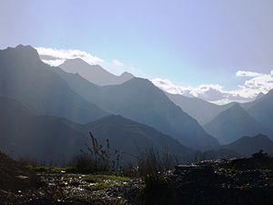Djurdjura National Park - Image: Jerjer