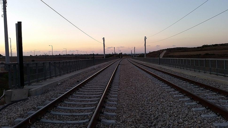 Jerusalem-TelAviv Railway LineBridge4