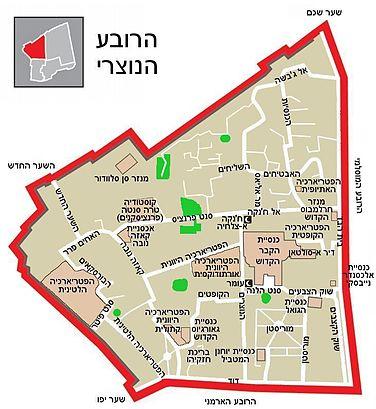 איך מגיעים באמצעות תחבורה ציבורית  לכנסיית הגואל? - מידע על המקום