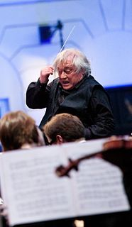 Jerzy Maksymiuk Polish conductor