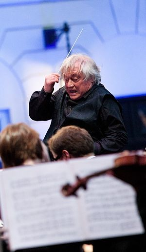Jerzy Maksymiuk - Jerzy Maksymiuk in 2011