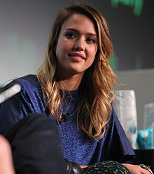 Jessica Alba at TechCrunch Disrupt San Francisco 2012 02 (cropped).jpg