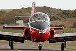 Jet Provost - Duxford (43078703920).jpg
