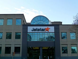 Jetstar Airways - Jetstar headquarters in the Melbourne suburb of Collingwood