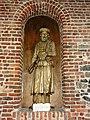 Jeumont (Nord, Fr) Église St.Martin, statue Aaron.JPG