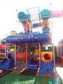Jeux d'extérieur à la plaine Clown Kéa - panoramio.jpg