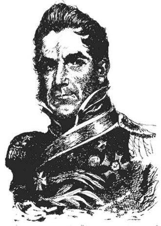 History of the Falkland Islands - Colonel Jewett
