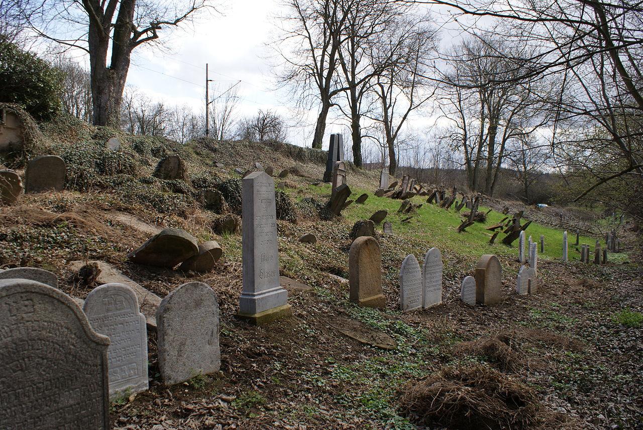 Jewish Cemetery Švihov 17.JPG