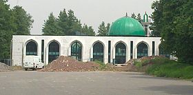 image illustrative de l'article Grande mosquée de Villeneuve-d'Ascq
