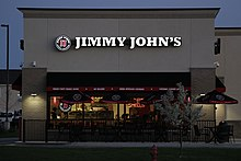 image relating to Jimmy Johns Menu Printable known as Jimmy Johns - Wikipedia