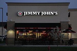 Jimmy John's - A Jimmy John's in Gillette, Wyoming