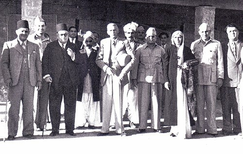 Jinnah and Muslim League founders