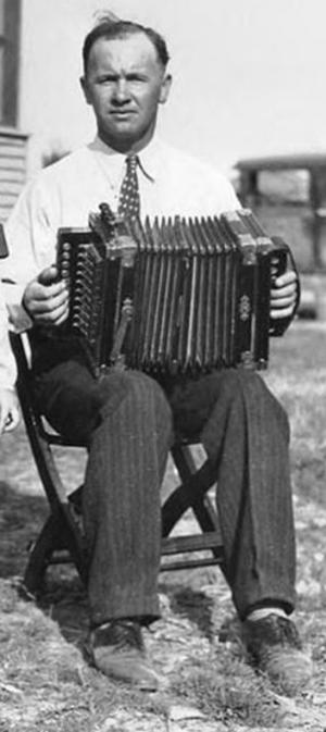 Joe Falcon - Joe Falcon in 1934