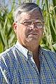 Joe Reed farms red grain sorghum, corn and cotton in Edmonson and Kress, TX. (24490277663).jpg