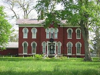 Joel Jessup Farm human settlement in United States of America
