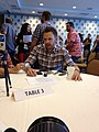 Joel McHale at SDCC 2012.jpg