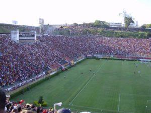 Barradão - Vitória 4-0 Ferroviário, leaving the Série C in 2006