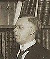 Johannes Droste. De huldiging van Professor Lorentz bij de Hollandse Maatschappij der Wetenschappen in 1925 (cropped).jpg