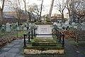 John Bunyan's grave, Bunhill Field Burial Ground - geograph.org.uk - 1073302.jpg