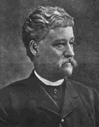 John Franklin Swift - Swift, circa 1891