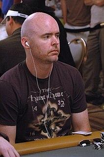 John Hennigan (poker player) American poker player