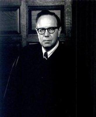 John J. Hickey - John Joseph Hickey as Judge