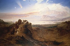 John Martin: The Eve of the Deluge