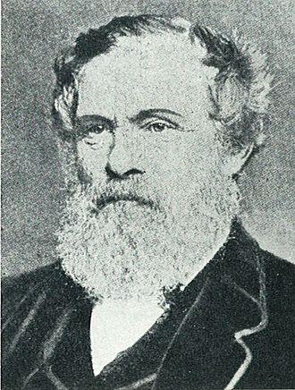 John Ollivier - Portrait of John Ollivier