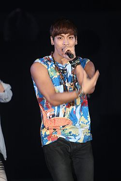 Jonghyun at the Expo 2012 Yeosu.JPG