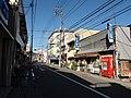 Jono-ike pond street. Ito City.JPG