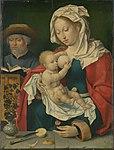 Joos van Cleve - Holy Family - 1933.1038 - Art Institute of Chicago.jpg