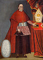 José Núñez de Sotomayor - Bartholomew Fabro y Palacios, Bishop of Huamanga - Google Art Project.jpg