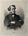 Joseph Honoré Simon Beau. Wood engraving by J. Robert after Wellcome V0000419.jpg