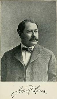 Joseph R Lane Wikipedia