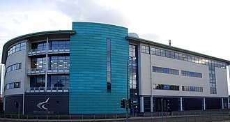 Derby College - The new Joseph Wright Sixth Form College