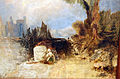 Joseph maillord william turner, il castello di carnaevon, 1830-35, 04.JPG