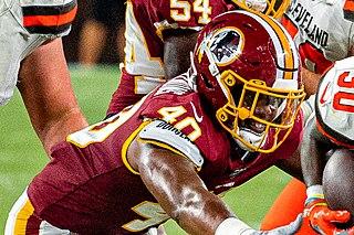 Josh Harvey-Clemons American football linebacker