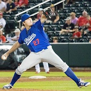 Josh Sborz American baseball player
