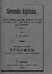 Josip Jurčič: Tugomer