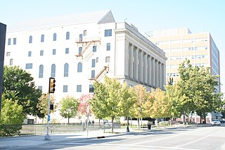 The Heritage (Oklahoma City, Oklahoma) building in Oklahoma, United States