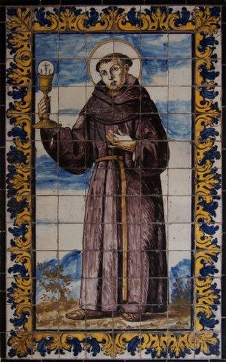 John of Sahagún - Image: Juan Sahagun