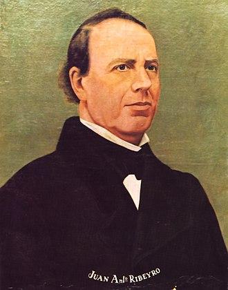 Prime Minister of Peru - Image: Juan Antonio Ribeyro