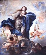 Juan Antonio de Frías y Escalante. Inmaculada Concepción