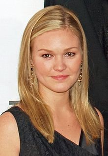 Julia Stiles American actress