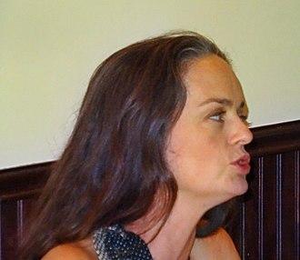 Julianna Baggott - Baggott in 2013.