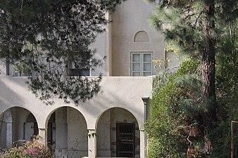 Julius Jacobs house