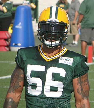 Julius Peppers - Peppers in 2014 training camp